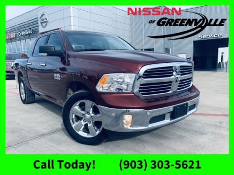 Pre-Owned 2017 Ram 1500 Lone Star RWD 4D Crew Cab