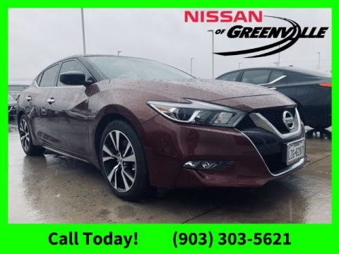 Pre-Owned 2018 Nissan Maxima 3.5 S FWD 4D Sedan