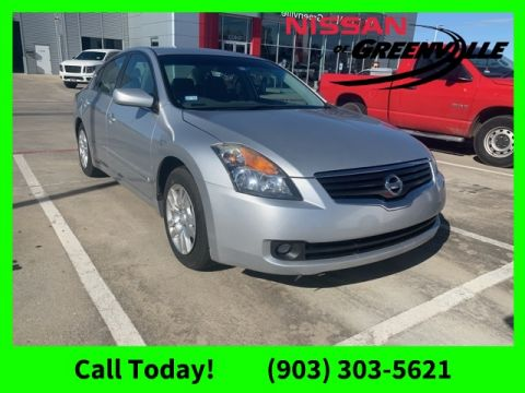 Pre-Owned 2009 Nissan Altima 2.5 S FWD 4D Sedan
