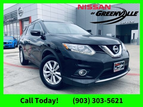 Pre-Owned 2015 Nissan Rogue SV FWD 4D Sport Utility