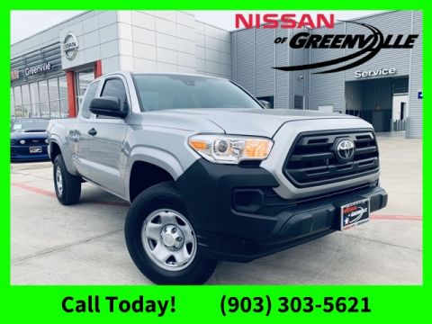 Pre-Owned 2018 Toyota Tacoma SR RWD 4D Access Cab