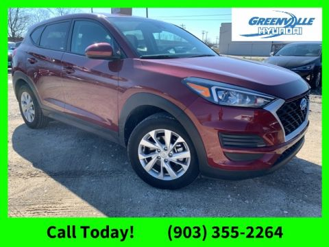 Certified Pre-Owned 2019 Hyundai Tucson SE FWD 4D Sport Utility
